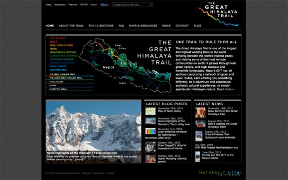 The Great Himalaya Trail