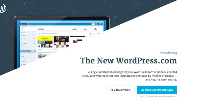 The New WordPress (2016)