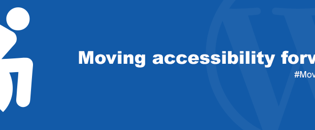 Accessibility in WordPress