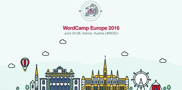 WordCamp Europe 2016 Austria