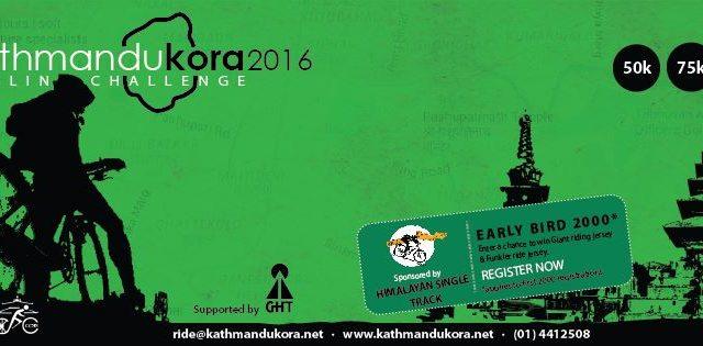 Kathmandu Kora Cycling Challenge 2016