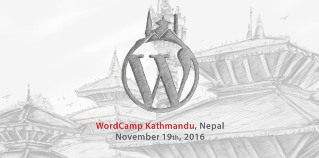my expectations for WordCamp Kathmandu 2016