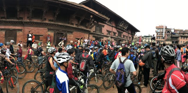 Kathmandu Kora Cycling Challenge 2017 experience